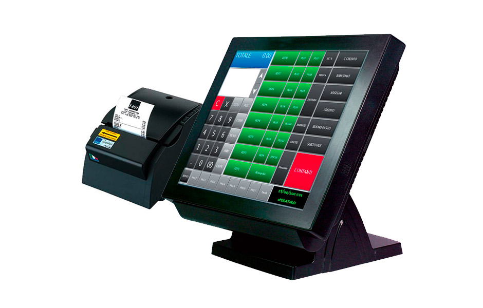 PT 15 PCPOS TOUCH SCREEN