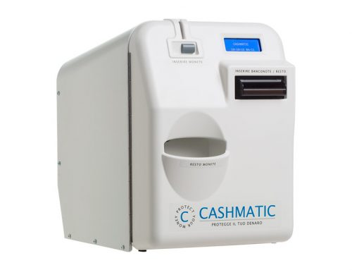 Cashmatic Plus
