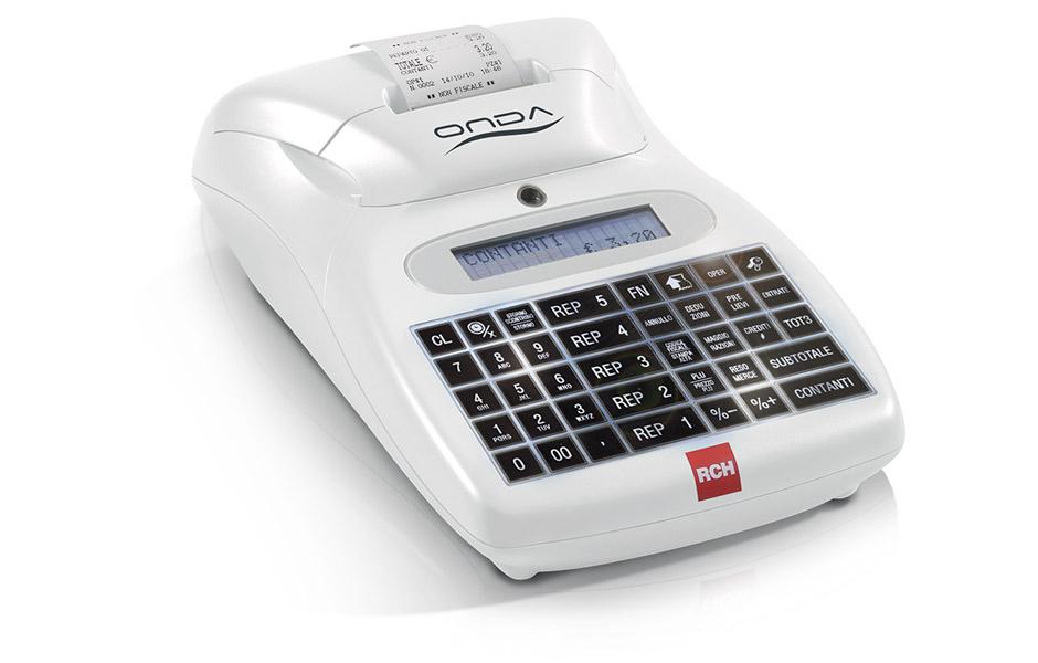 Registratore di cassa fiscale Onda R