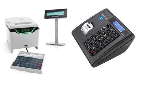 registratori di cassa e stampanti fiscali